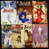 BLADE OF THE IMMORTAL: DREAMSONG N° 1 AO 7 - COMPLETA