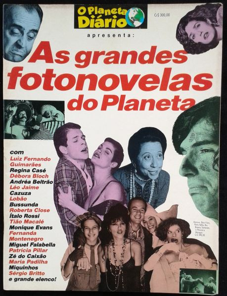 AS GRANDES FOTONOVELAS DO PLANETA