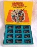 MARVEL SUPER HERORES -  Metal Miniatures (RARIDADE)