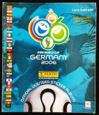 ALBUM FIFA WORLD CUP 2006 - COPA DO MUNDO